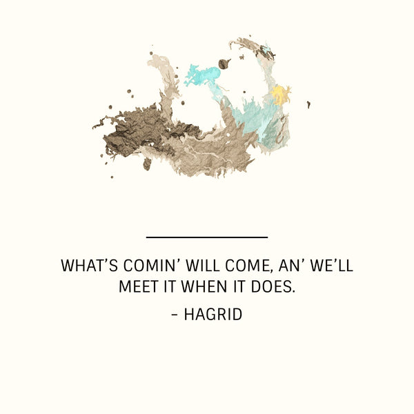 Start your week off right... with Hagrid