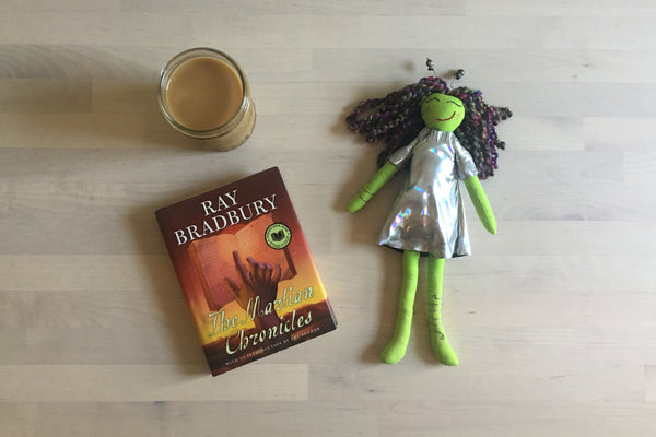Coffee Break: The Martian Chronicles by Ray Bradbury