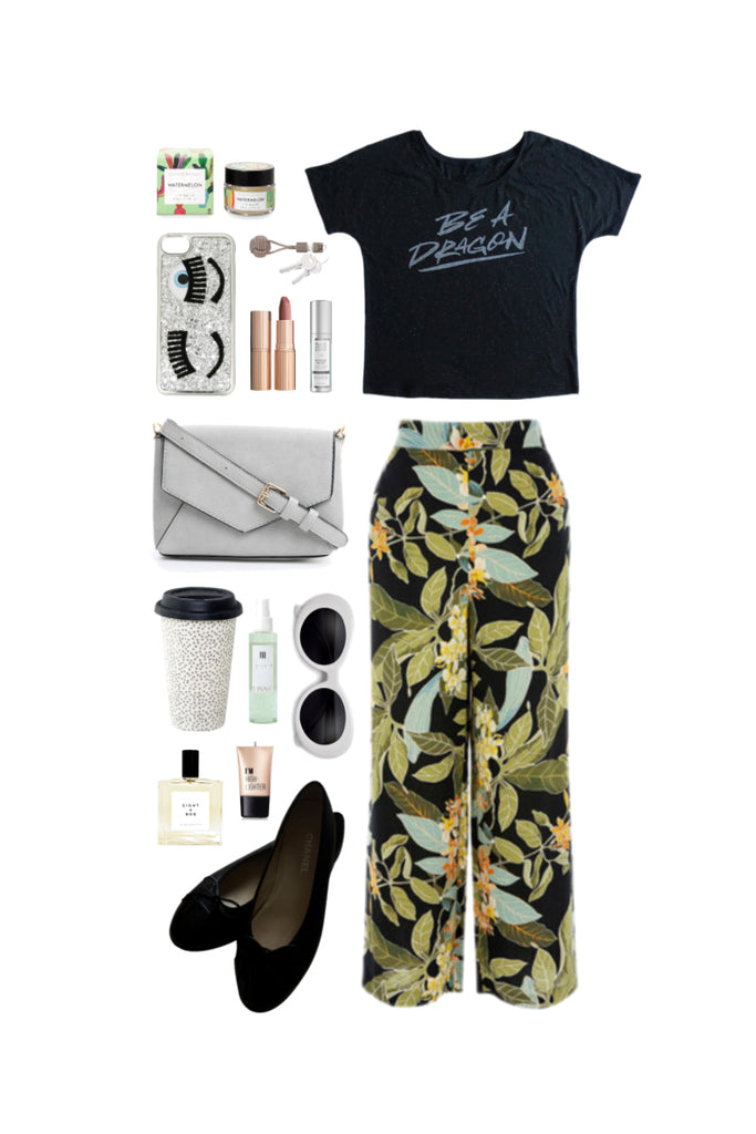 Geek Chic Outfit Inspiration: Mother of Dragons