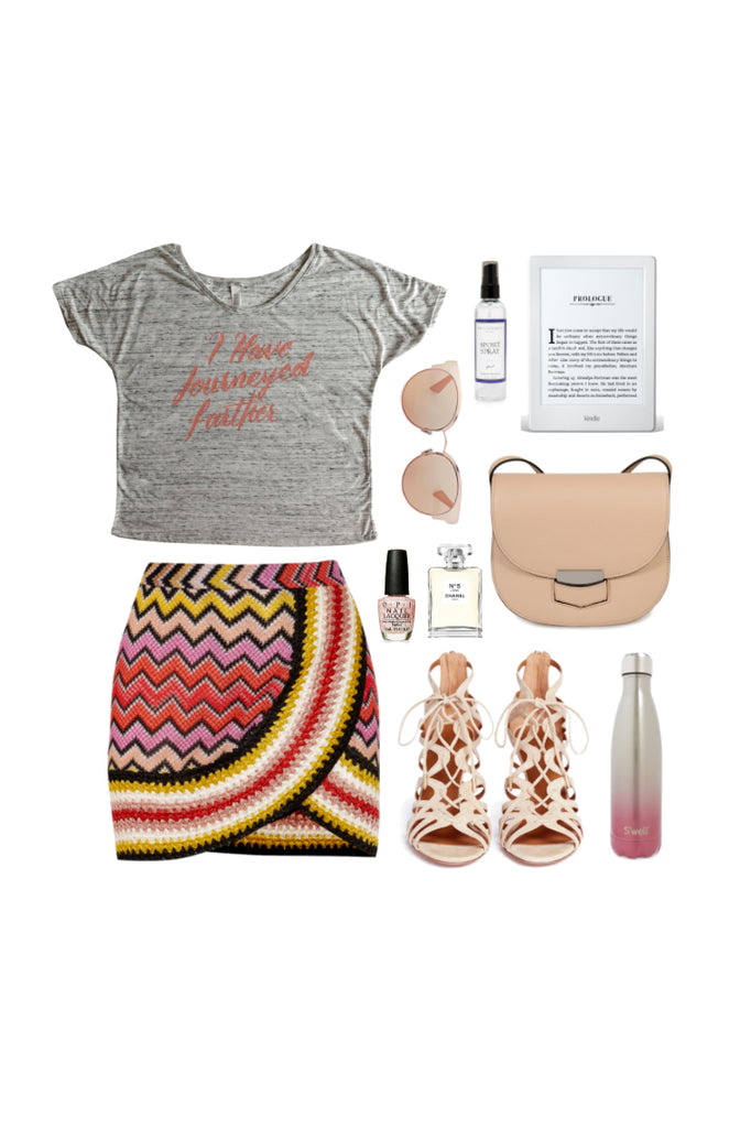 Geek Chic Outfit Inspiration: You're Welcome