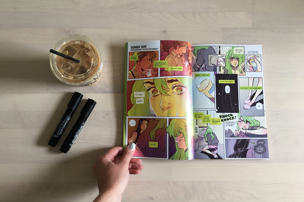 Coffee Break: Snot Girl Vol. One