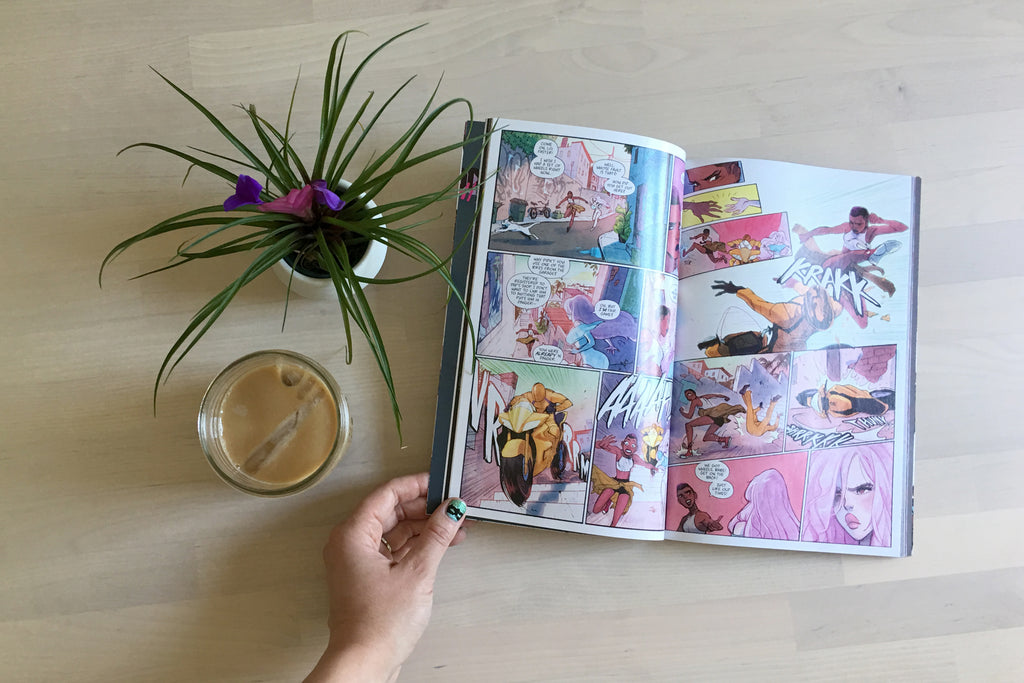 Coffee Break: Motor Crush Vol. One