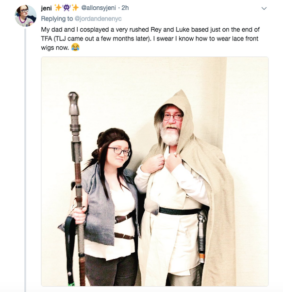 Twitter Chat: May the Fourth
