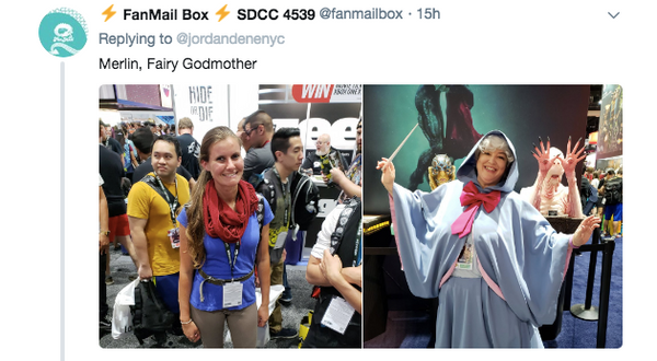 Twitter Chat: SDCC