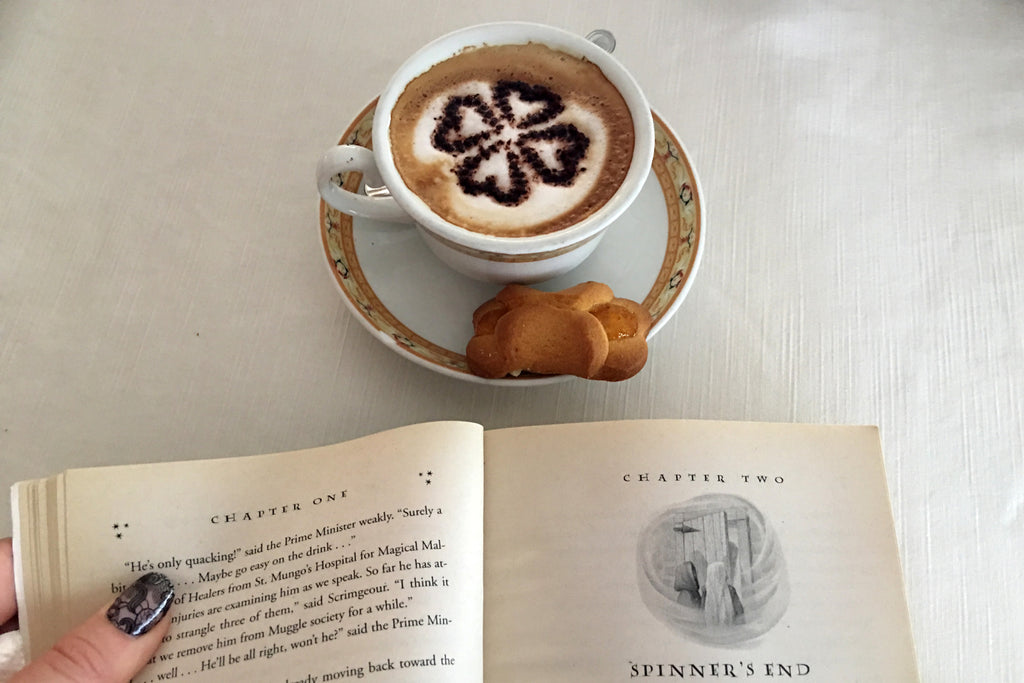 Coffee Break: The Half-Blood Prince