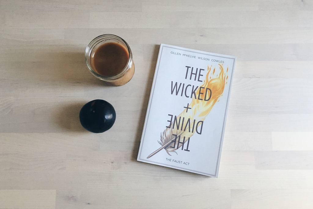 Coffee Break: The Wicked and the Divine Vol. 1