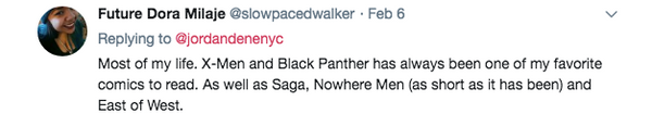 Twitter Chat: Black Panther Excite