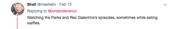 Twitter Chat: Galentine's Day