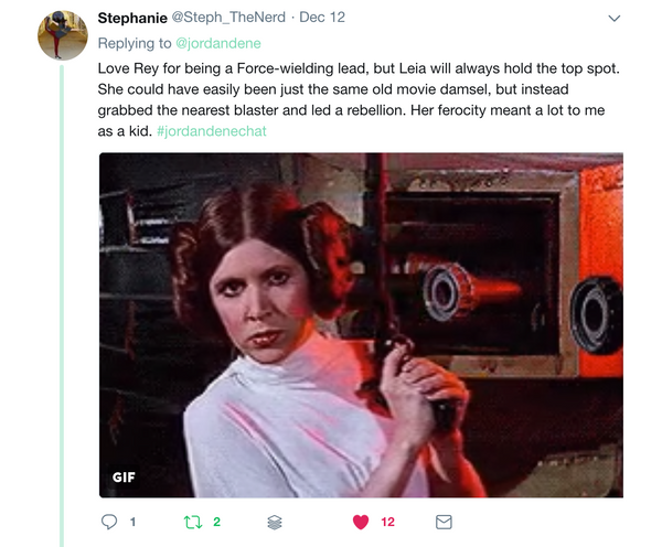 star wars twitter chat