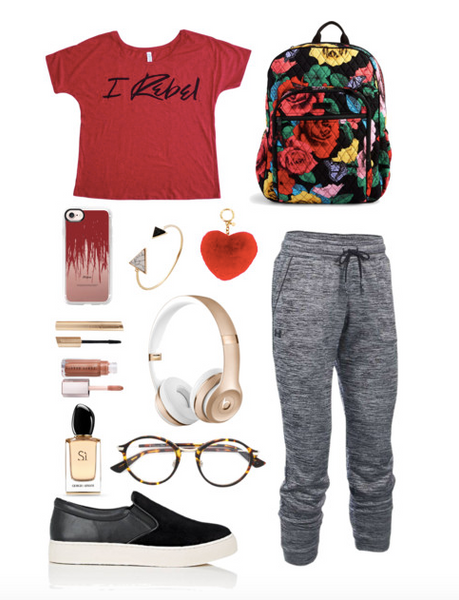 Geek Fashion Fix: Lazy Days
