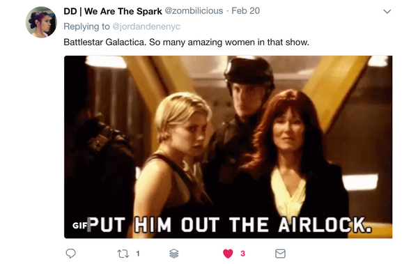 Twitter Chat: Women in Sci Fi
