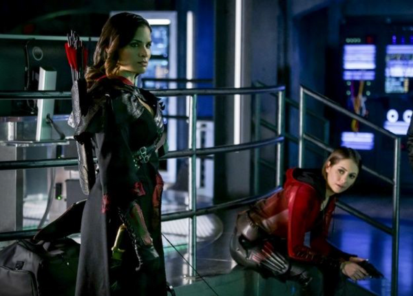 Arrow Recap - Thea's New Journey