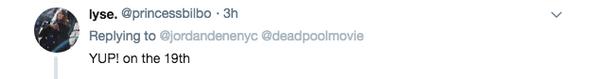 Twitter Chat: Deadpool Excite