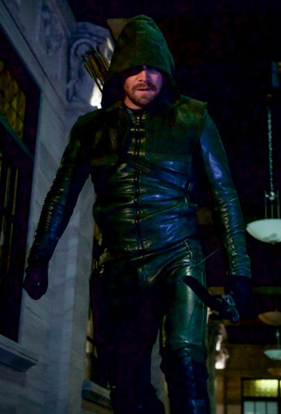 Arrow Recap - Oliver Wants to be Alone