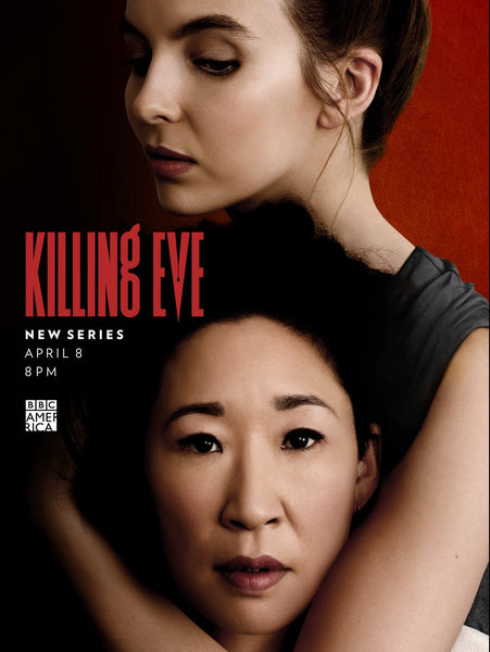 If You're Not Watching Killing Eve, We Can't Be Friends