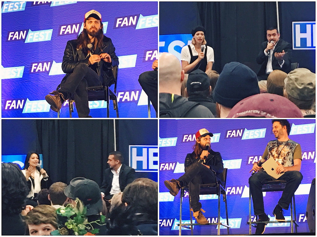 Walking & Stalking: A Fan Fest Portland Recap