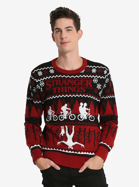 Geek Fashion Fix: Holiday Sweaters
