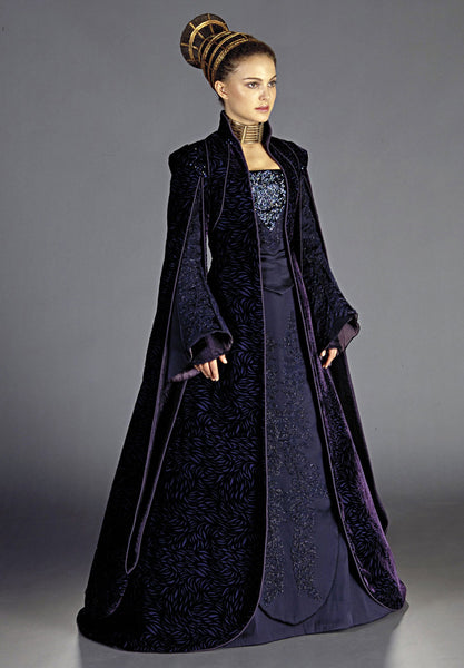 Queen Amidala Outfit: Talk Nerdy to Me