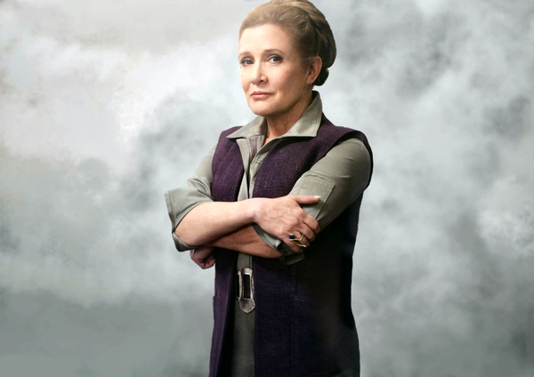 General Organa Outfit: Talk Nerdy To Me