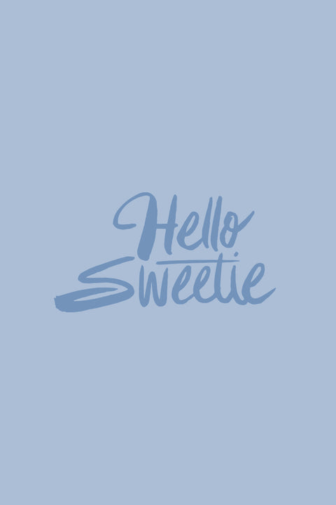 Hello, Sweetie Free Phone Background