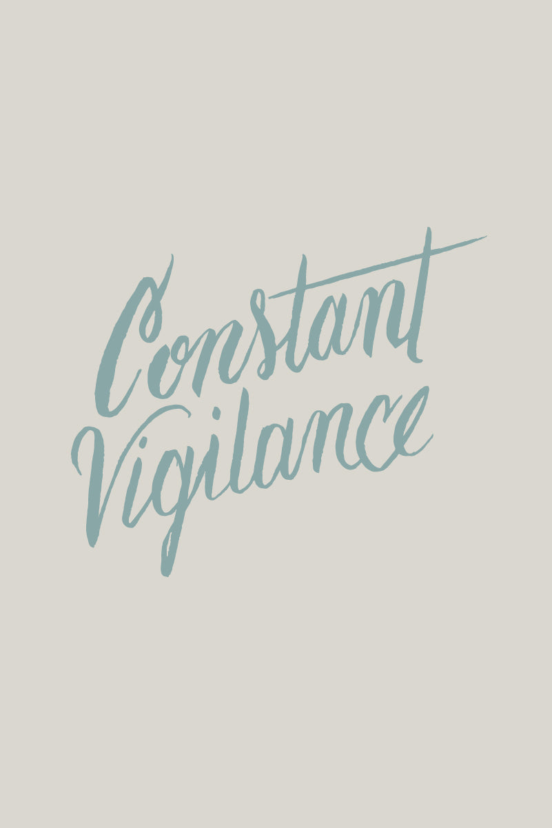 Constant Vigilance Free Phone Background
