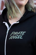 Pirate Angel Zip Up Hoodie