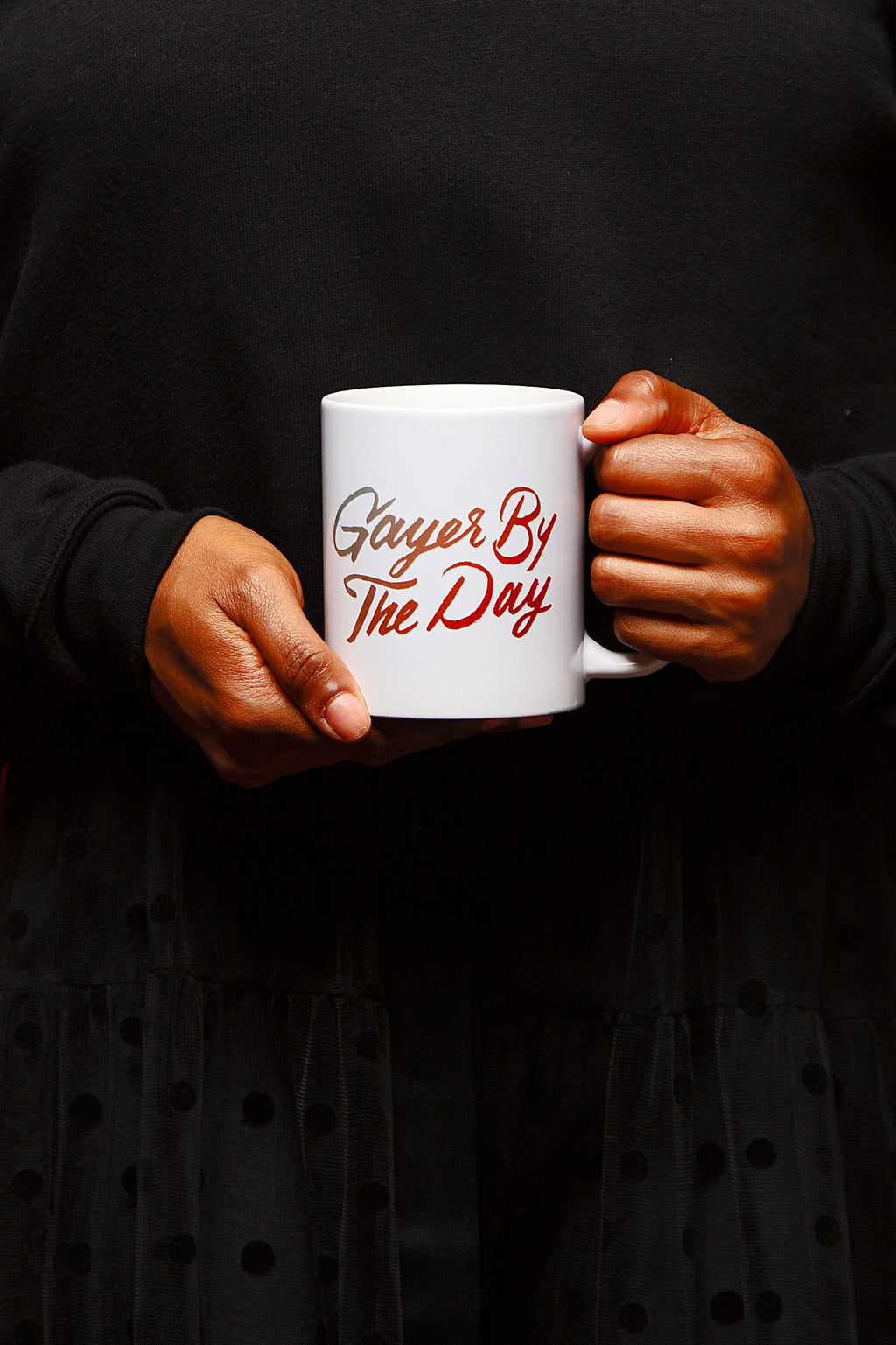 Gayer by the Day Mug | V.E. Schwab Official Collection