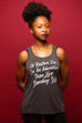 I'd Rather Die on an Adventure Women's Racerback Tank | V.E. Schwab Official Collection