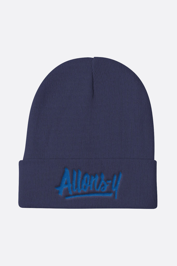 Allons-y Beanie