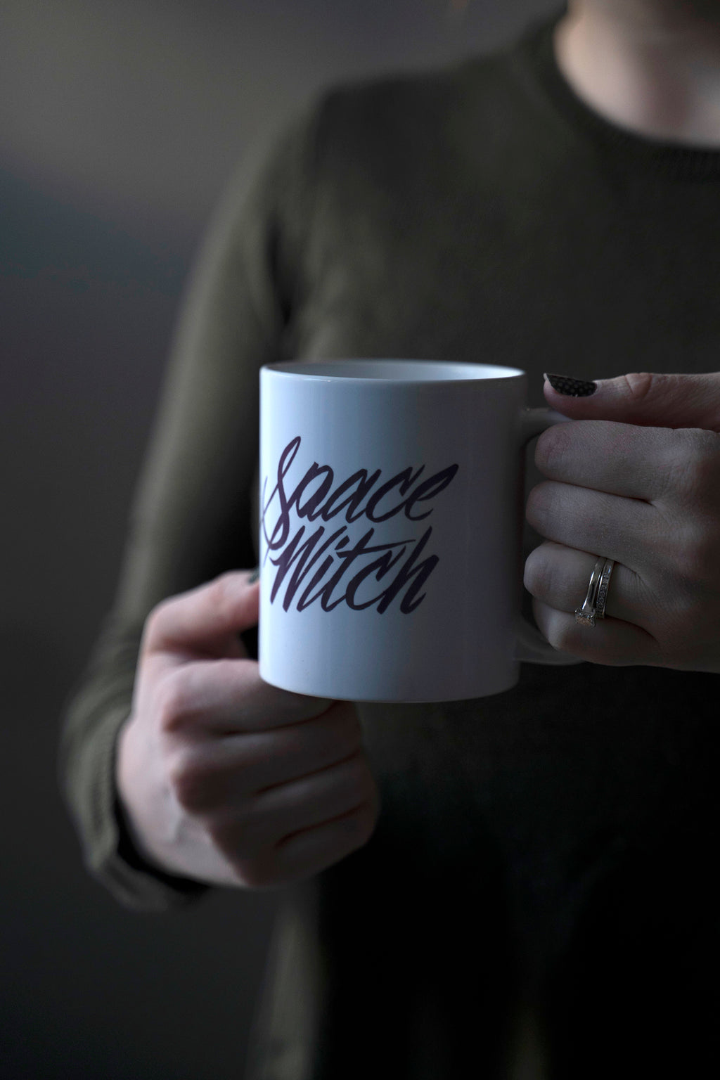 Space Witch Mug | Fangirl Galaxy Collection