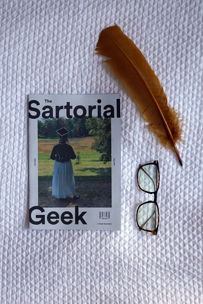 The Sartorial Geek Magazine | Fall 2020 Issue 011