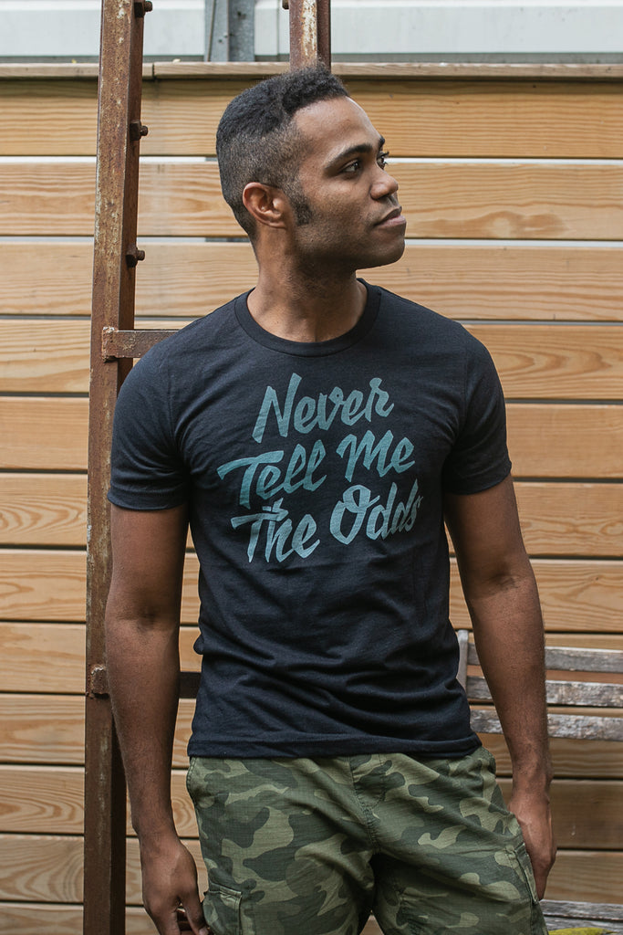 Never Tell me the Odds Unisex T-Shirt