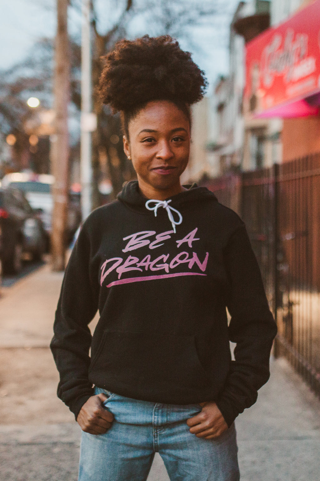 Be a Dragon Unisex Hoodie