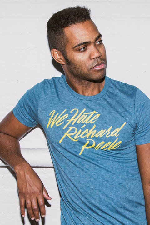 We Hate Richard Peele Unisex T-Shirt | Mackenzi Lee