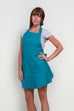 Solid Color Apron | Teal