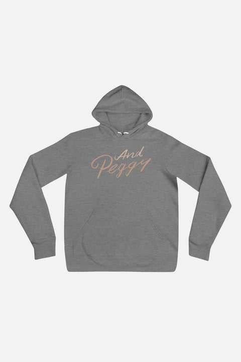 And Peggy Unisex Hoodie
