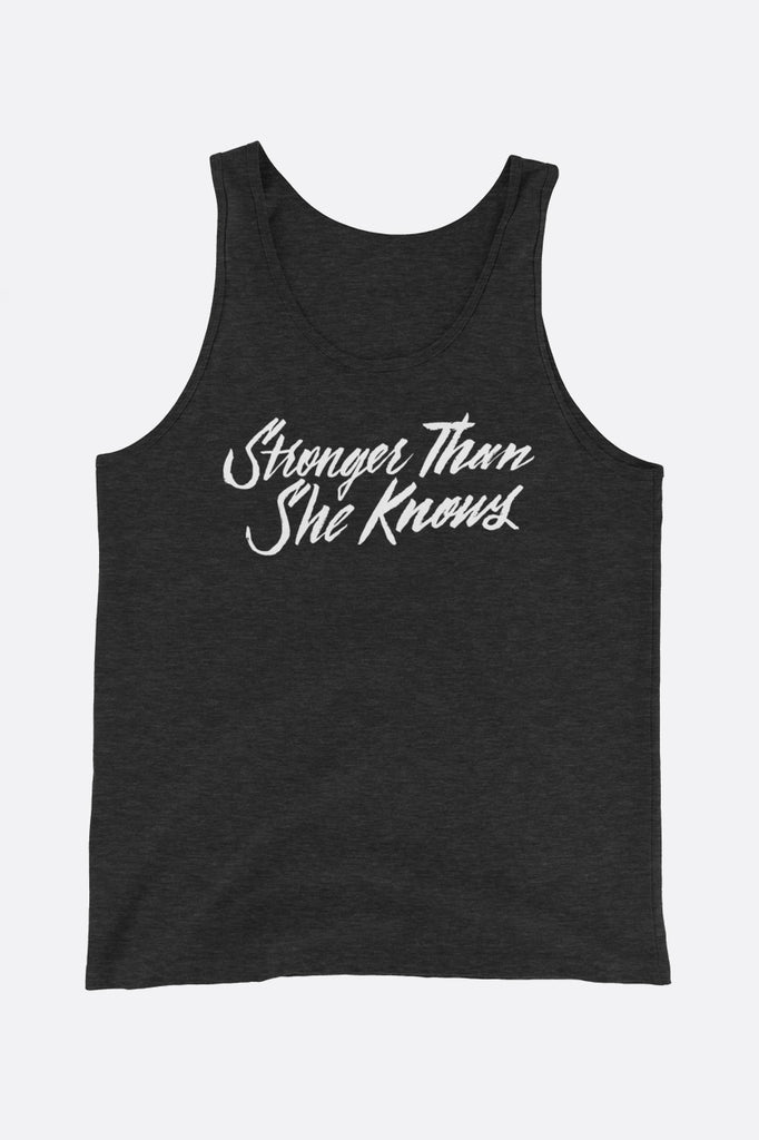 December's Shirt of the Month | Stronger Than She Knows