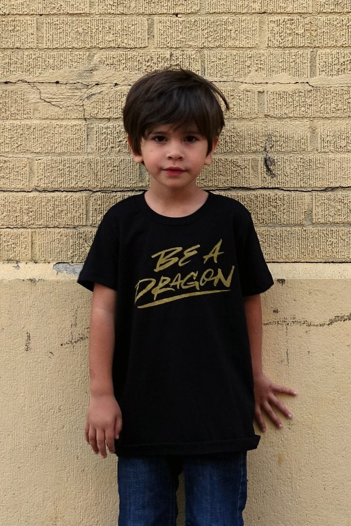 Be a Dragon Kids Tee