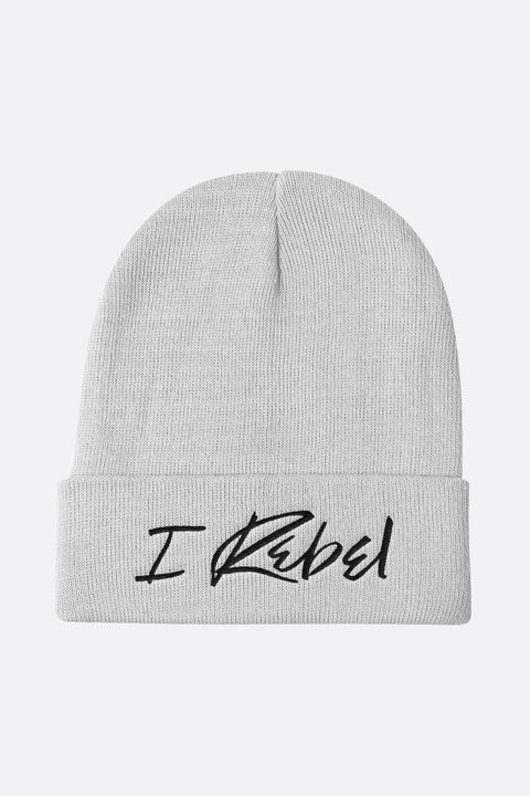 I Rebel Knit Beanie