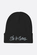 So It Goes Knit Beanie
