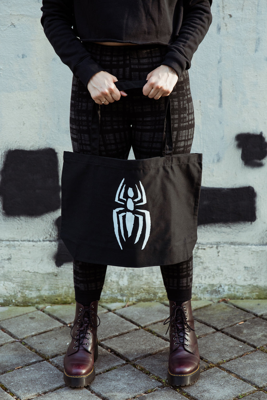 Spidey Large Eco Tote Bag