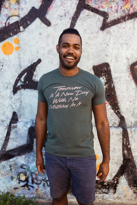 Tomorrow is a New Day Unisex T-Shirt | Anne of Green Gables