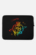 All My Hopes Laptop Sleeve - 13 or 15 inch