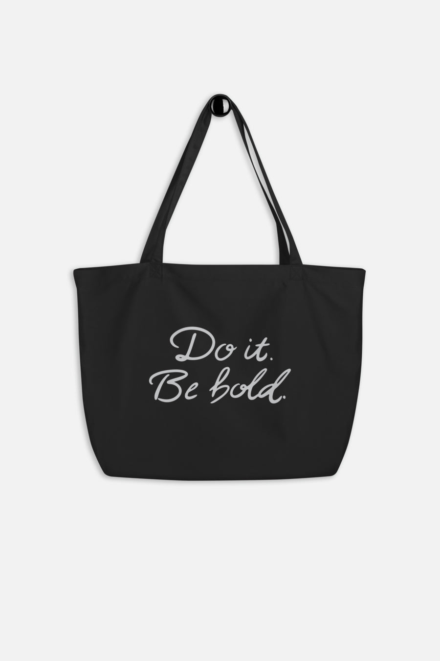 Do it. Be Bold. Large Eco Tote