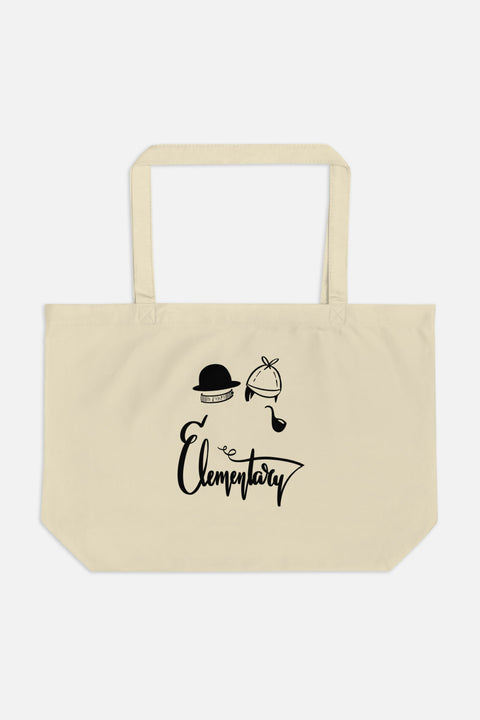 Elementary Large Eco Tote