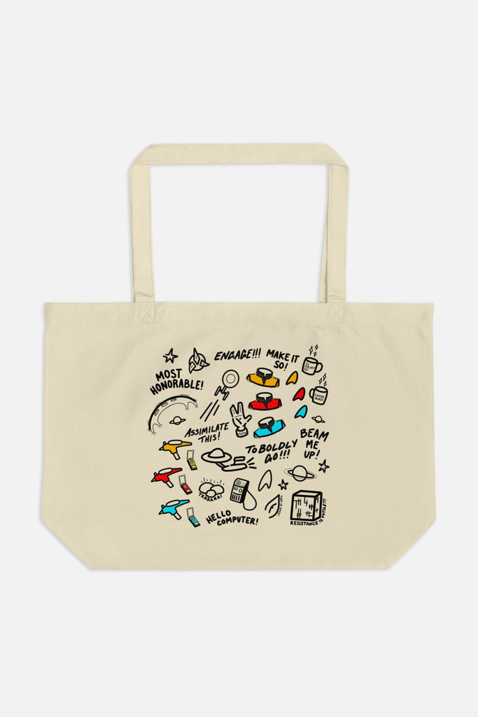 You're an Icon Large Eco Tote