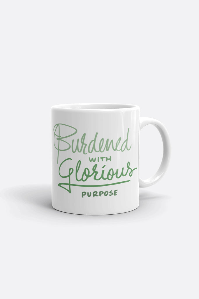 Loki Mug | Burdened with Glorious Purpose