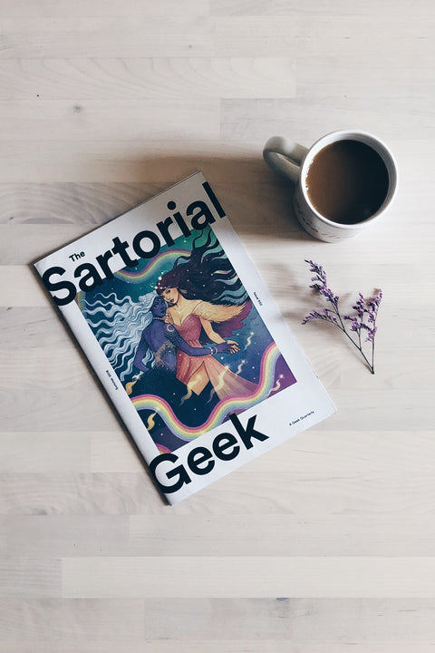 The Sartorial Geek Magazine | Summer 2018 Issue 002