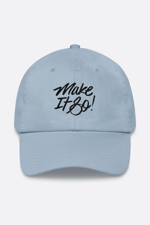 Make It So Dad Hat