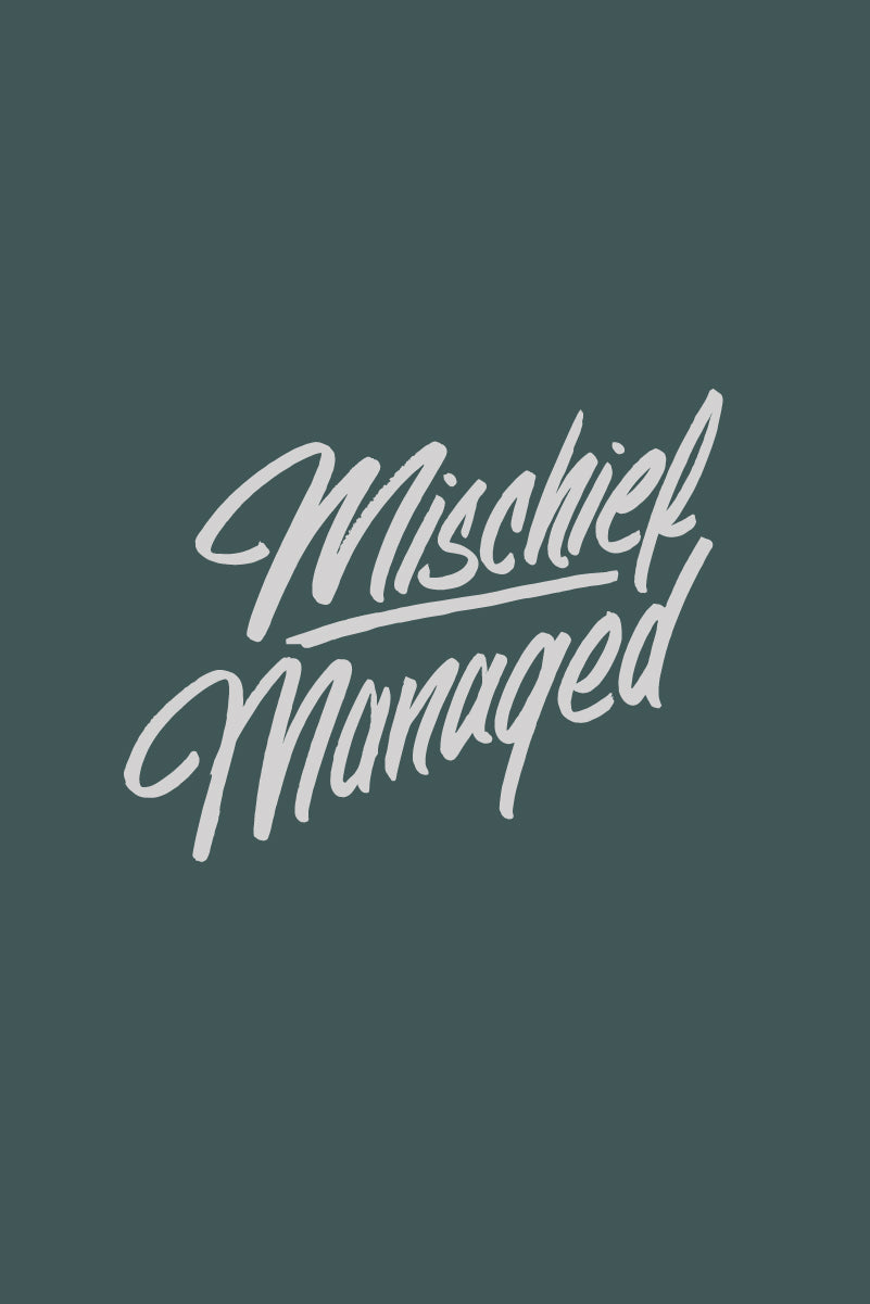 Mischief Managed Free Phone Background